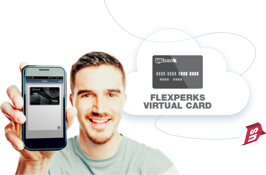 FlexPerks Virtual Card